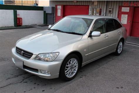 altezza car 2004 toyota altezza gita as200 2004 used for sale