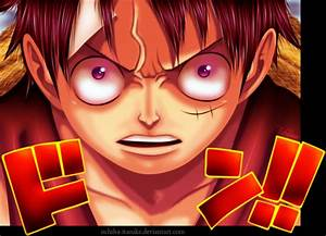 Angry Luffy by uchiha-itasuke on DeviantArt