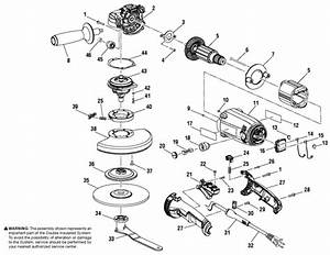Ridgid R1020 Angle Grinder Parts And Accessories