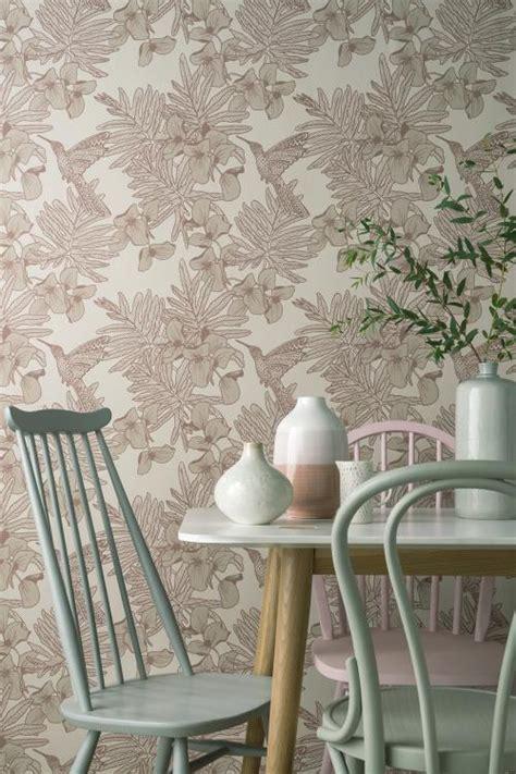 roomshots maxwell fabrics wall coverings bird
