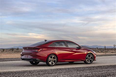 2021 Hyundai Elantra: When a Compact Sedan Grows Up