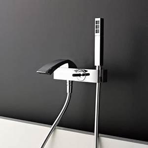 robinets mitigeur et melangeur pour baignoire s de bain With robinet salle de bain avec douchette