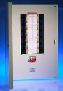 8 Way 125 Amp Tp U0026n Distribution Board
