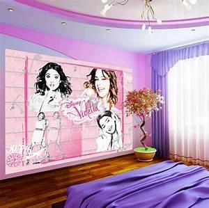 violetta poster papier peint l a xxxl violetta With tapis chambre bébé avec bon de reduction tapis champ de fleurs