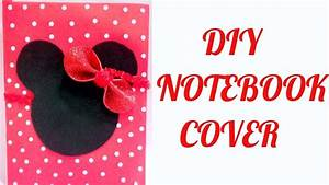 DIY NOTEBOOK COVER IDEA, NOTEBOOK COVER DESIGN, DECORATE