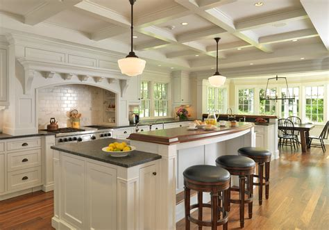 colonial kitchen design 10 مطابخ رائعة باللون الأبيض مجلة ديكورات عالم من 2305