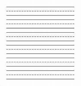 Printable Dotted Lined Paper | Printable Paper