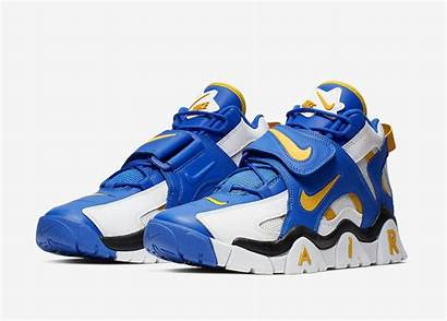 Barrage Nike Air Mid Warriors Release Date