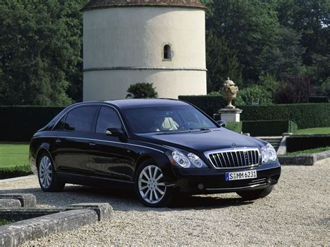 One Reason To Buy A Second Hand Maybach