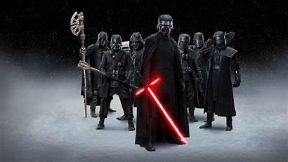 Ren Knights Wars Skywalker Rise Wallpapers Kylo