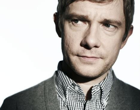 Life after The Office: Martin Freeman begs the question