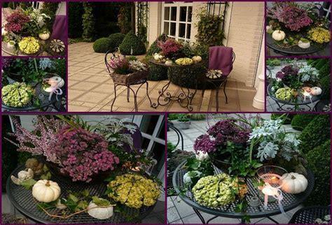 Herbstdeko Garten by Pin Edeltraud Richter Auf Garten Herbstdeko Deko