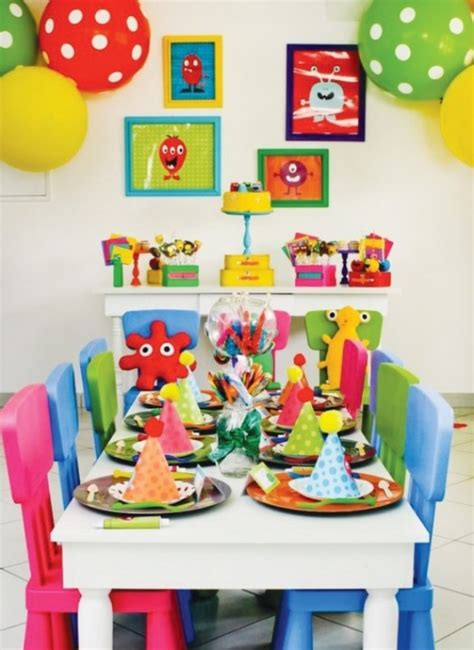 practical birthday room decoration ideas  kids