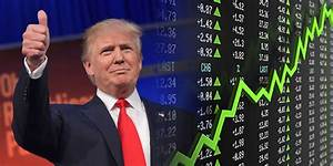 President Trump's Policy Comments Drives S&P 500 to Record ...