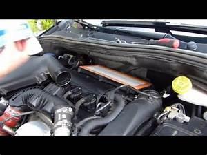 Changer Un Turbo : comment changer le filtre air sur moteur 1 6 thp peugeot citro n ds mini youtube ~ Medecine-chirurgie-esthetiques.com Avis de Voitures