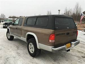 Dodge Dakota Club Cab 4x4 4 7 Manual Loaded Cap