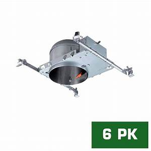 Envirolite in led recessed housing shallow height new