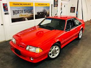 1993 Ford Mustang SVT Cobra For Sale - ZeMotor