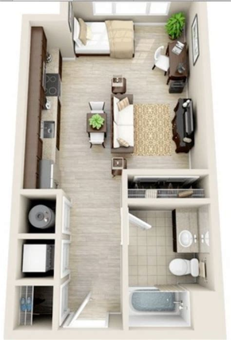 Best 25+ Studio Apartment Layout Ideas On Pinterest