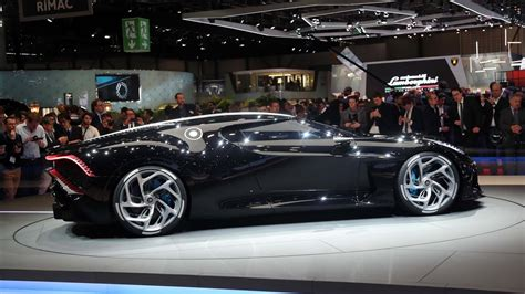 La voiture noire could, potentially, become more valuable than its inspiration, the type 57 sc atlantic, of which two remain at original. Bugatti La Voiture Noire--a $12.4 million celebration of the Type 57SC Atlantic