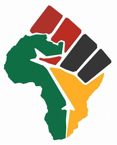 Fist African Africa Power Panther Clipart Logos