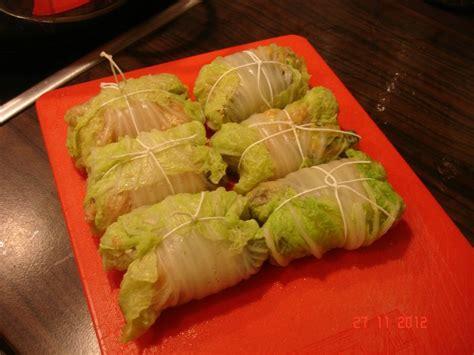 comment cuisiner du choux blanc chou chinois farci la cuisine sans lactose