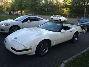 Corvette Convertible 6 Speed Manual Transmission
