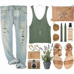 Casual Summer Outfit Ideas - Outfit Ideas HQ