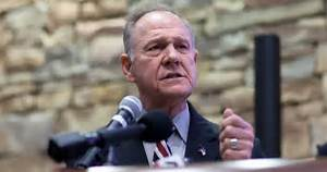 Roy Moore, in First Event Since Report, Denies Allegations ...