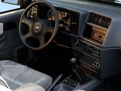ford sierra sedan specs