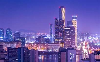 Korea South Seoul Korean Coindesk Cryptocurrency Okcoin