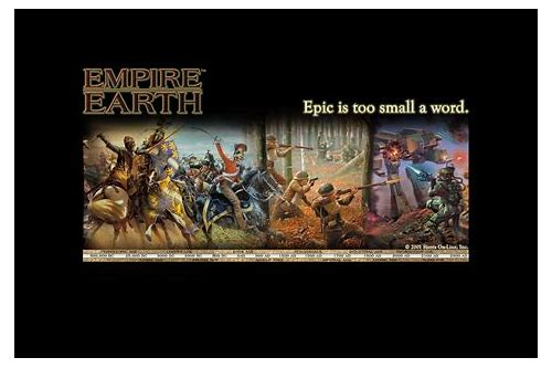 empire earth sounds download