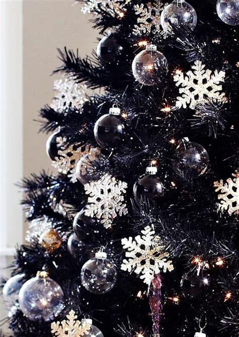 christmas decorations black black christmas tree decorations 2014 black christmas tree crystal snowflake decorations