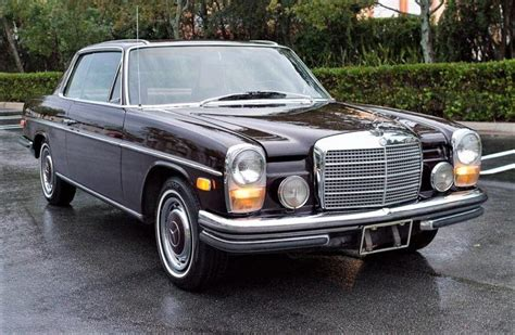 For what i'm calling stage 1 i'm about 85% done. Still the best, 1972 Mercedes-Benz 250C   ClassicCars.com Journal