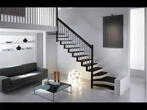 Diseño De Interiores De Casas Con Escaleras YouTube