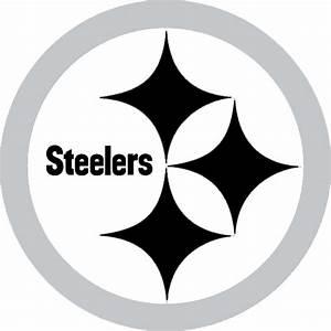Pittsburgh Steelers Logo In Oakland Raiders Colors Flickr