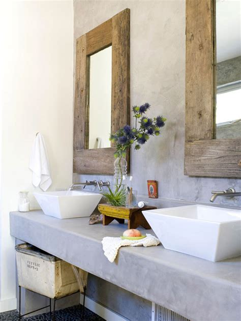 diy frame your bathroom mirror and our bathroom ricedesigns