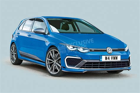 New 2020 Volkswagen Golf R To Be The Fastest Ever With