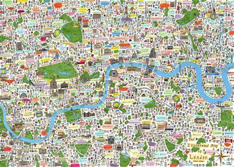 spot  part  town   map  london