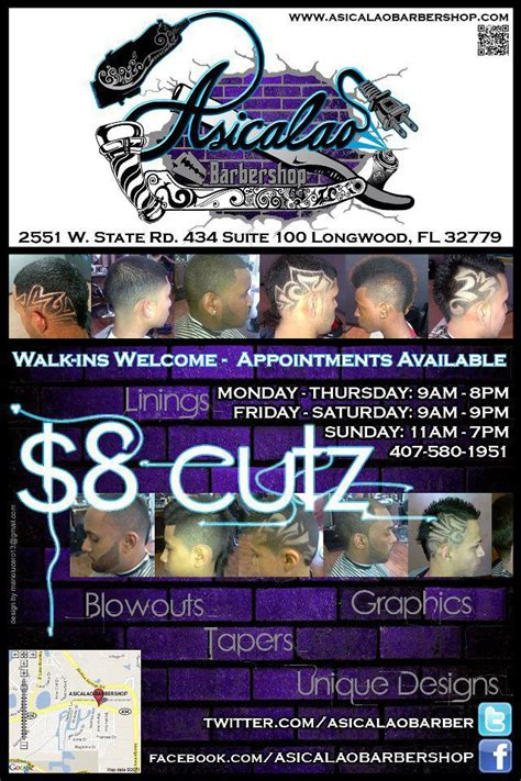 local longwood florida barbershop offers   school haircuts   asicalao barbershop news