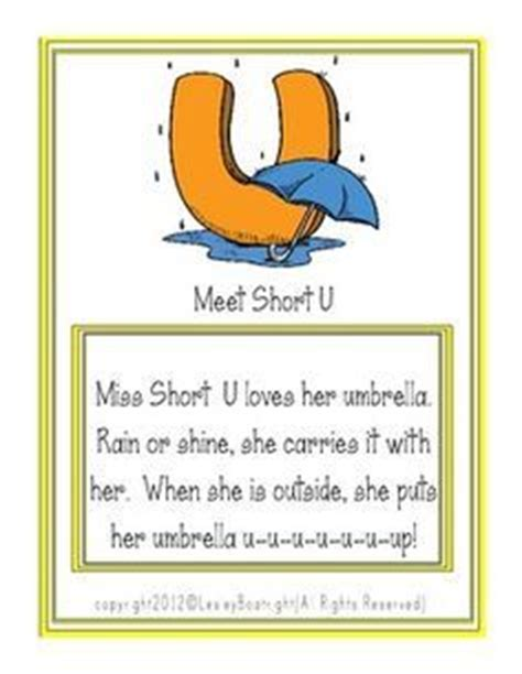 short  long vowels  songs  books images