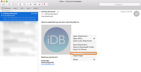 how to download mail on mac