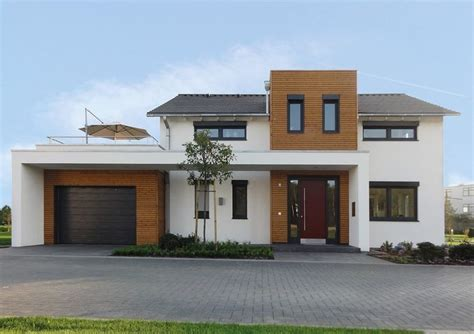 Moderne Häuser Mit Carport by Die 25 Besten Moderne H 228 User Ideen Auf