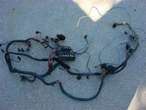Purchase 1963 Dodge Dash Wiring Harness 330 440 Polara 62