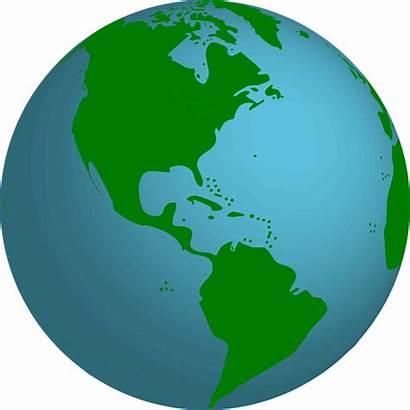 Earth Globe Planet Global Map Space Pixabay