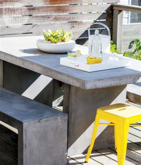 concrete furniture outdoor outdoor d 233 cor trend 26 concrete furniture pieces for your backyard digsdigs
