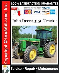 John Deere 3150 Tractor Service Repair Manual Download