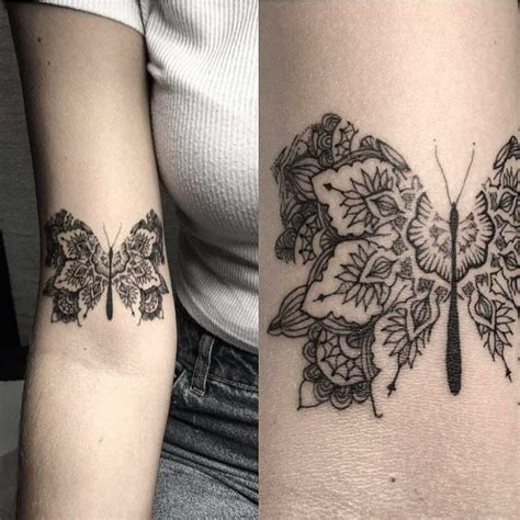 butterfly mandala tattoo  tattoo ideas gallery