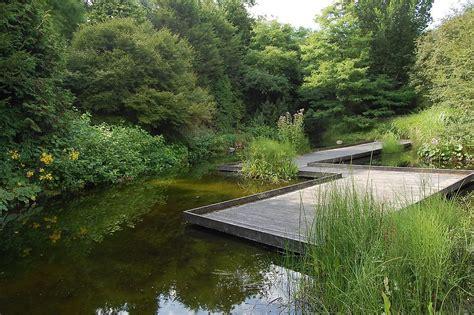 Botanischer Garten Groningen by Hortus Haren Haren Het Tuinpad Op In Nachbars Garten