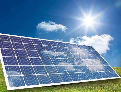 Buy 250w 260w Monocrystalline Solar Panel Solar Module